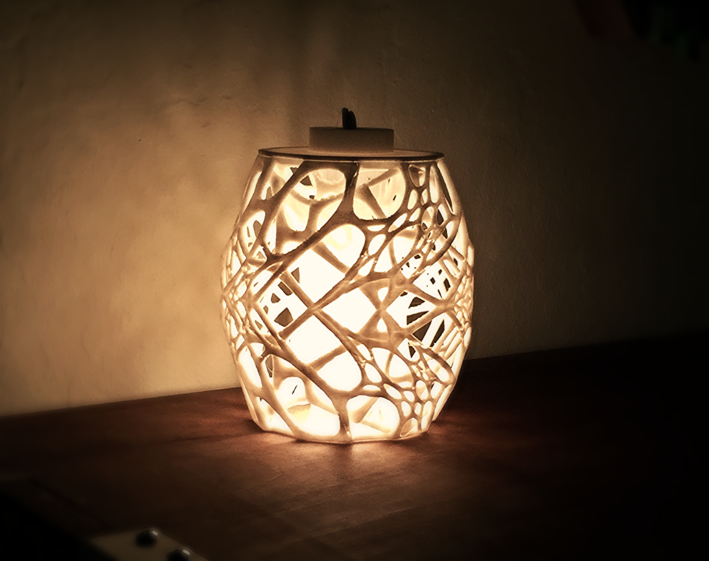Cell Lamp